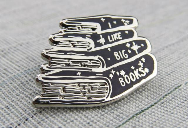 Get it from Literary Emporium on Etsy for $9.68.