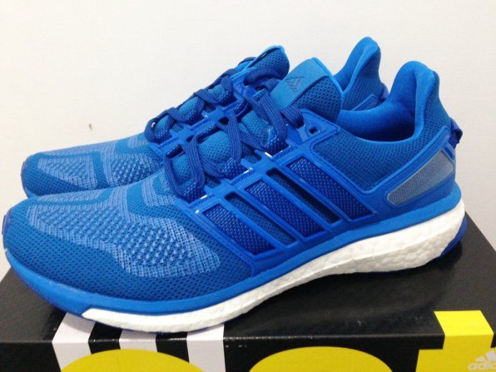 lowest price 05df6 fa892 ADIDAS ENERGY BOOST 3 M ULTRA Kanye West 藍 編織 男慢跑 AF4918 adidas Energy  Boost 3 Mens Running Shoes ...