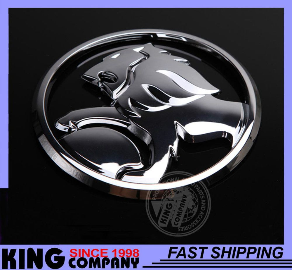 For Holden 3d Sticker High Quality Lion Character Car Badge Silver Us 6 80 Car Badges Retro Cars Car Stickers [ 923 x 1000 Pixel ]