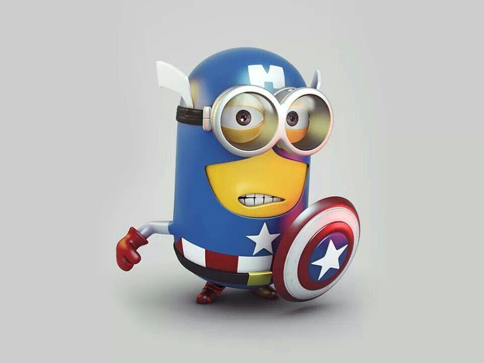Captain minions