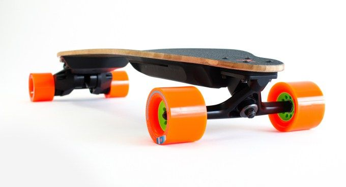 Boosted's v2 electric skateboards go 12 miles with swappable batteries - The Boosted Board is the best electric skateboard on the market, but its biggest flaw is a troublingly low range of 6 miles per charge. Today, Boosted opened pre-orders of its Gen 2 boards for $ 999 to $ 1599, solving the problem with extended and swappable battery options that let them go... http://tvseriesfullepisodes.com/index.php/2016/05/19/boosteds-v2-electric-skateboards-go-12-miles-with-sw