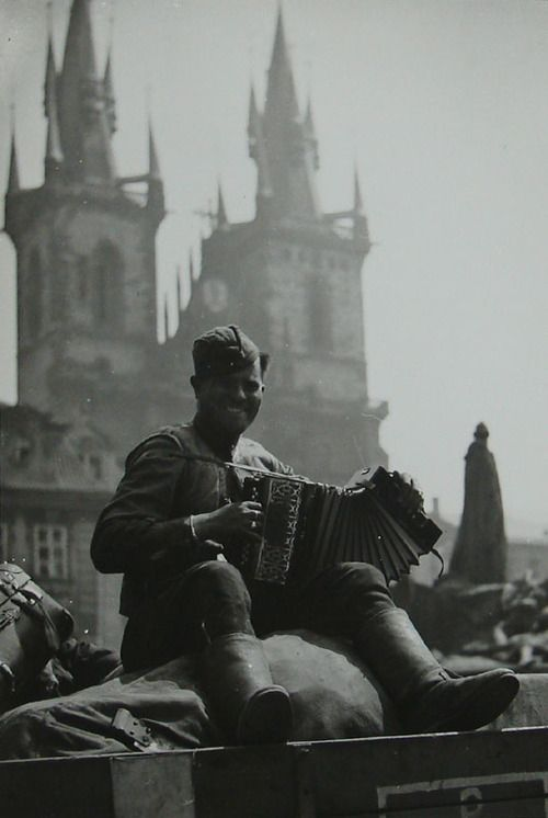 Liberation of Prague