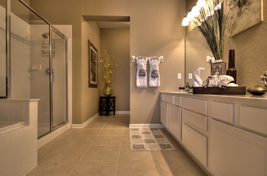 Master Bathroom Photos Gallery | Large Master Bathroom with stand up ...