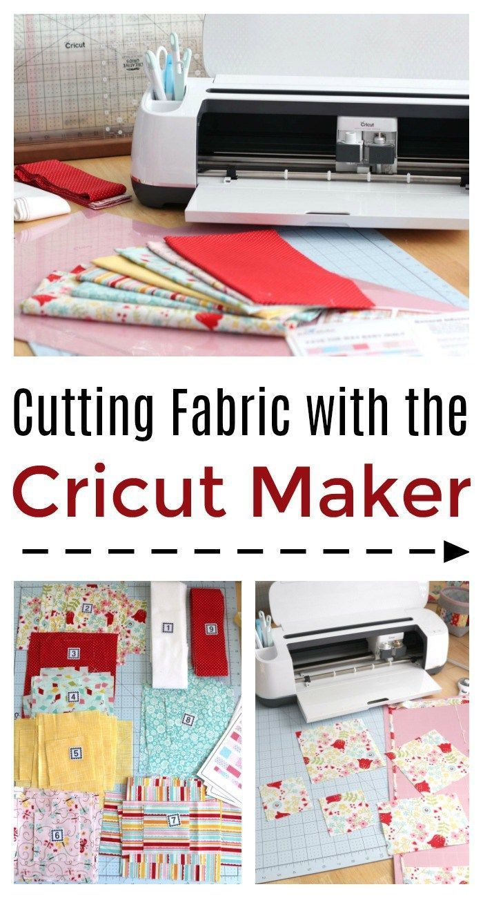 The Cricut Maker + Riley Blake Quilt Kits part 2 | Diary of a Quilter - a quilt blog