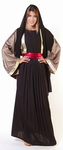 Aara Premium Black Abaya Collection 2013