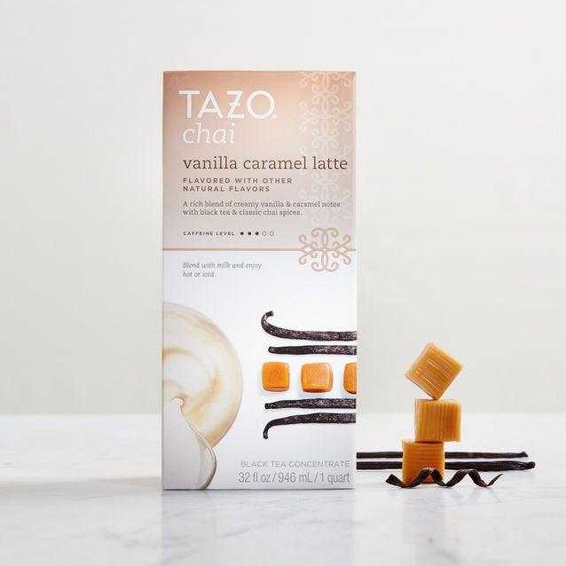 Tazo® Vanilla Caramel Chai Tea Latte Concentrate