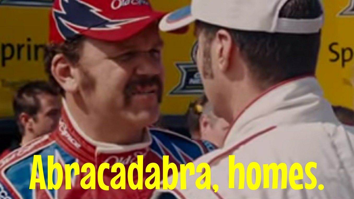 Talladega Nights The Ballad Of Ricky Bobby Favorite Movie Quotes Talladega Nights Good Movies