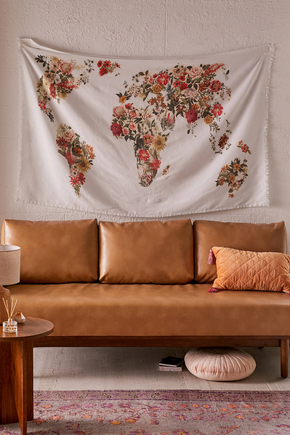 Urban Outfitters Tapestry Floral