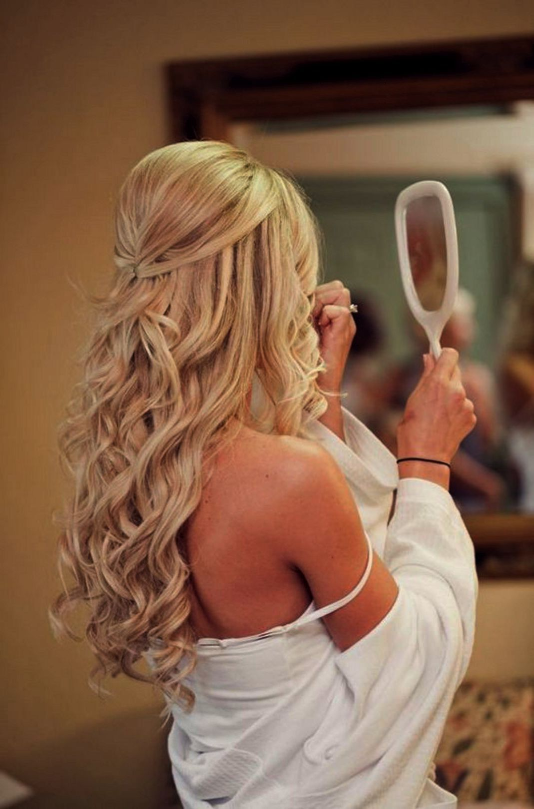 Wedding Hairstyles Down With Bangs Beyond Wedding Hairstyles Updo