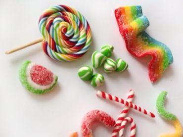 Un tuto pour fabriquer des bonbons berlingot en p te fimo - Tuto de pate fimo ...