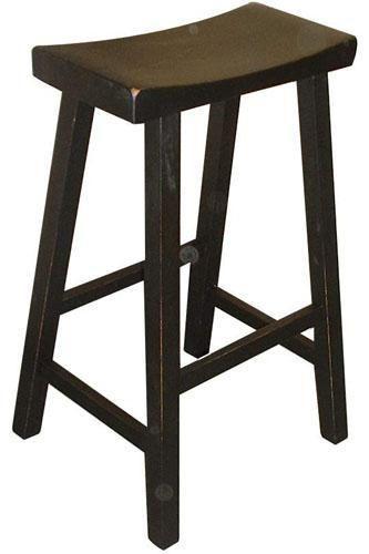 Saddle Seat Bar Stool Bar Stool Wooden Stool Stool