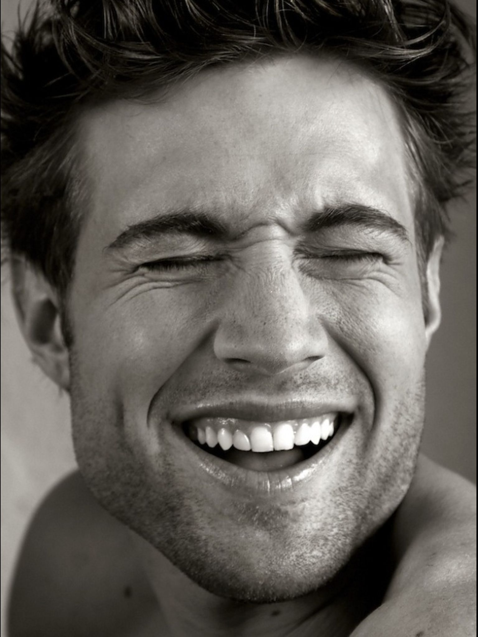 Картинки улыбка мужчины, поздравлением