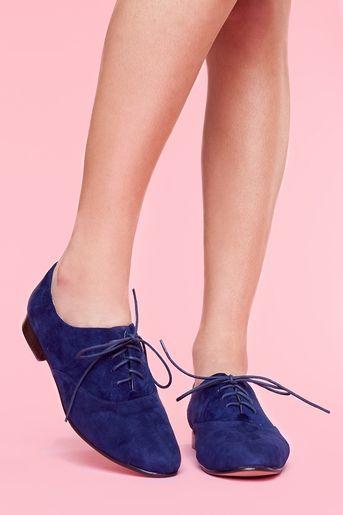 navy suede oxfords | Suede oxford shoes
