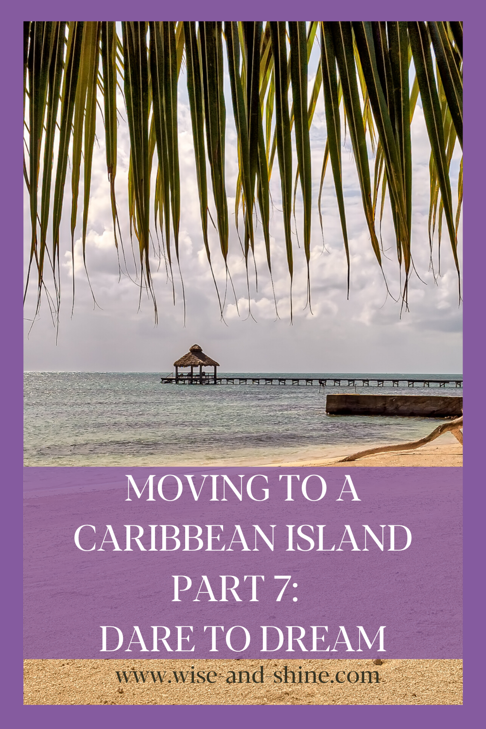 Moving To A Caribbean Island Part 7 Dare To Dream In 2020 Caribbean Islands Dares Caribbean