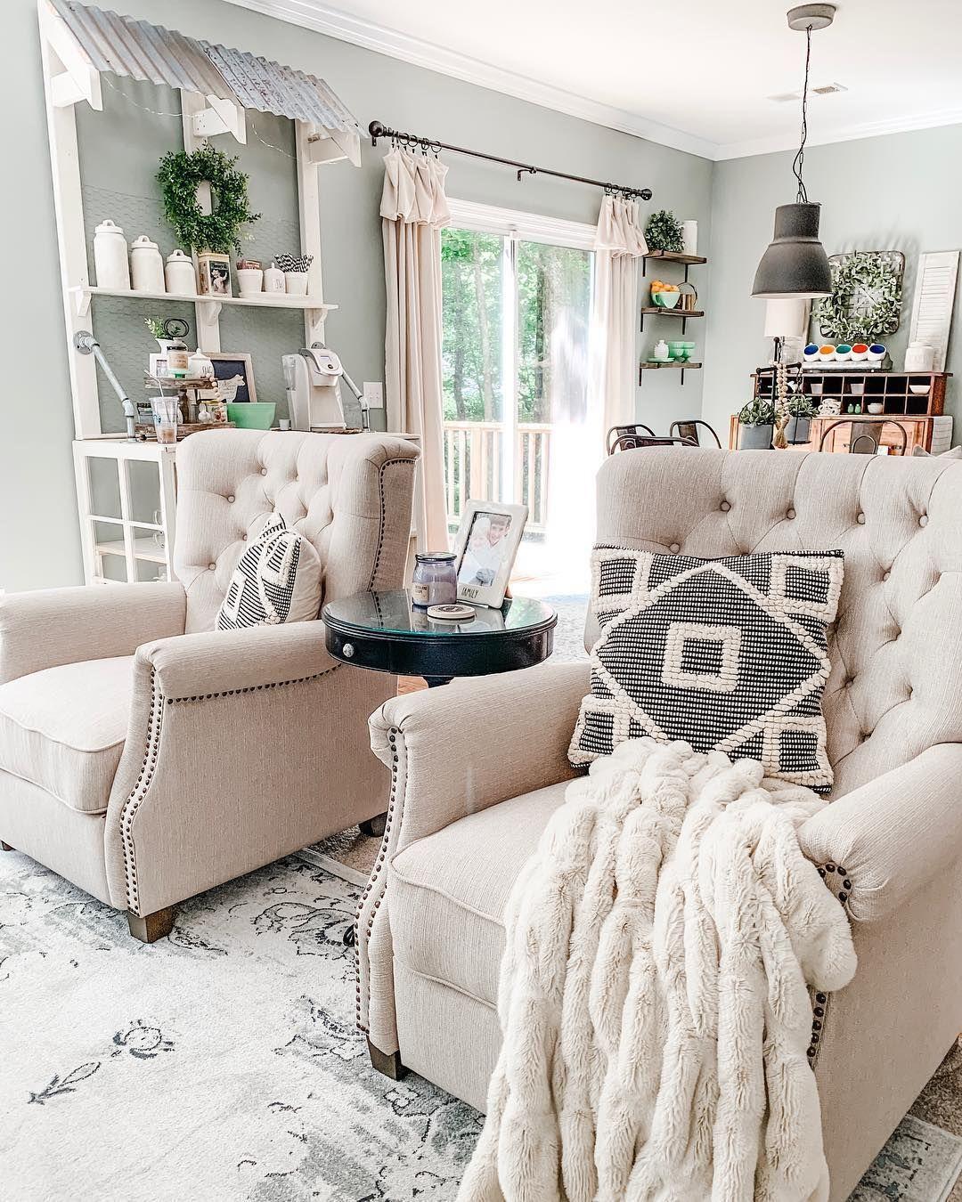 Home Walmart Home Decor Farm House Living Room Living Room Decor Inspiration
