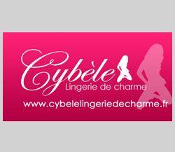 cybele lingerie de charme logo pinterest logos. Black Bedroom Furniture Sets. Home Design Ideas