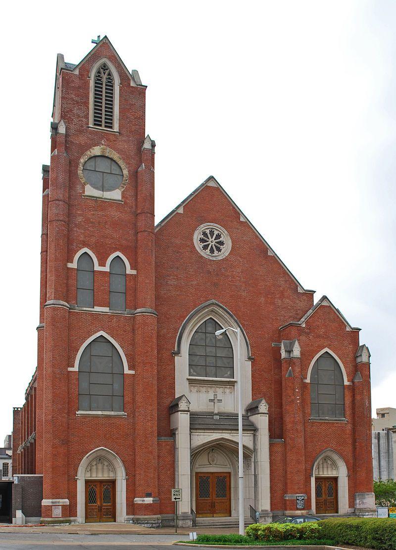 Saints Peter & Paul Catholic Church, Chattanooga, Tenn