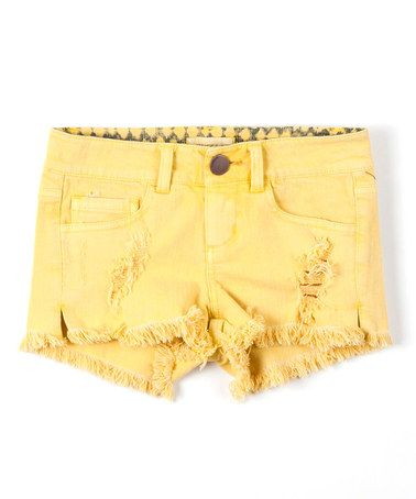 Take a look at this Banana Arie Denim Shorts by O'Neill on #zulily today!