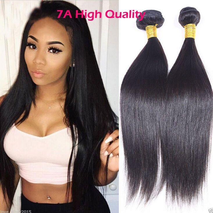 Atoz 7a Brazilian Virgin Hair Straight Human Hair Unprocessed Hair