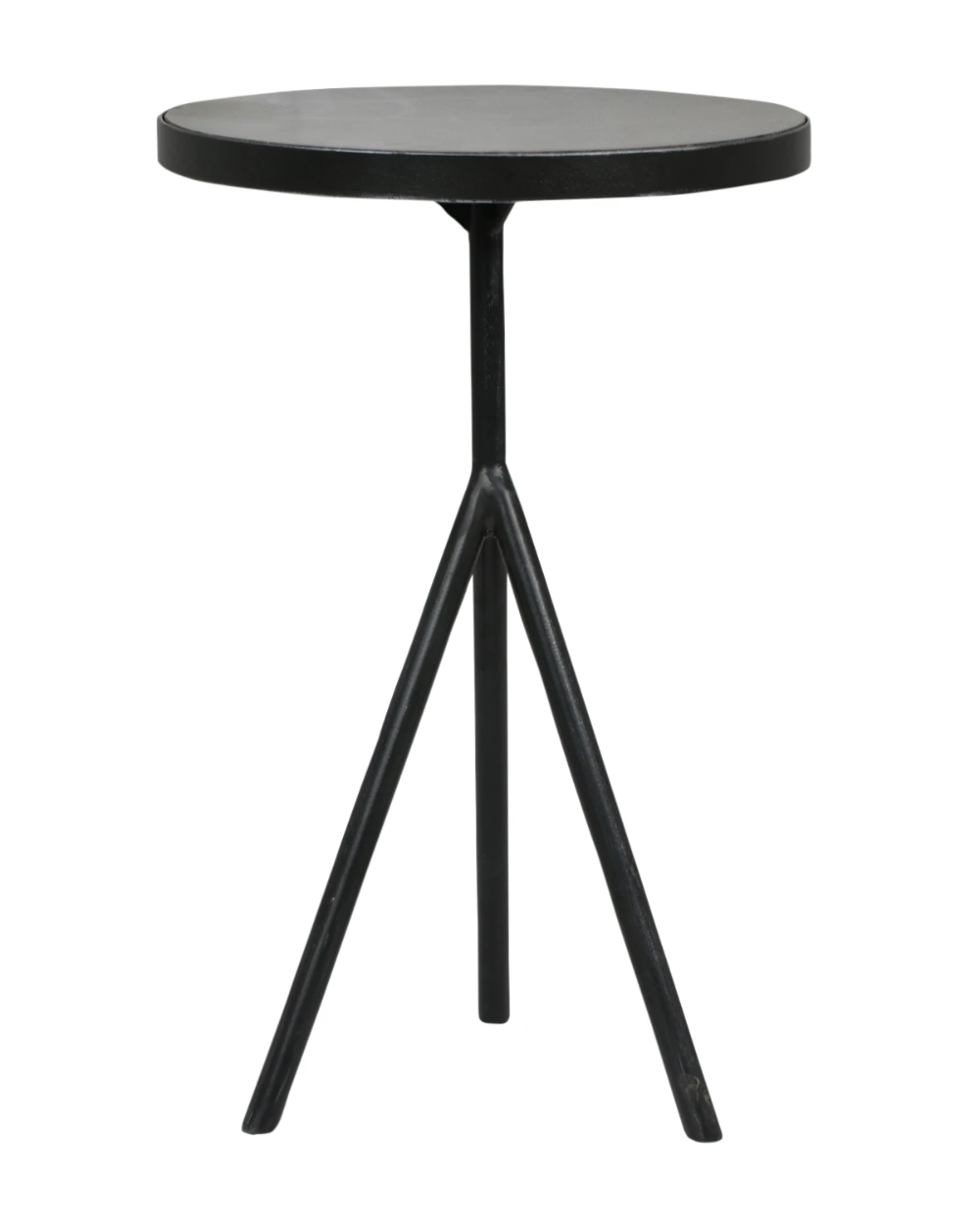 Caleb Side Table Powder Black Bluestone In 2020 Side Table
