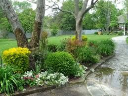 landscaping ideas for driveway entrance - Google Search