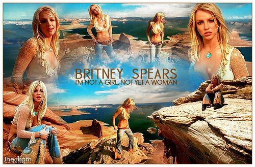 Britney Spears - I'm Not a Girl, Not Yet a Woman Lyrics