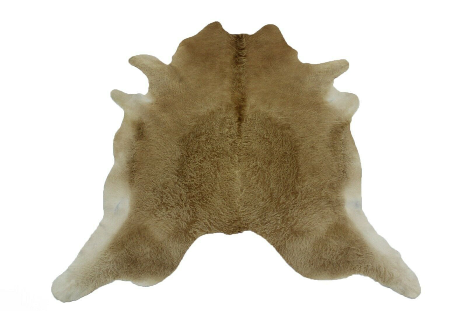 Details About Cowhide Rug Light Brown Large Cow Skin Area Rug 6x7 Ft Hair On Leather Rug With Images Cow Hide Rug Leather Rug Large Cowhide Rug