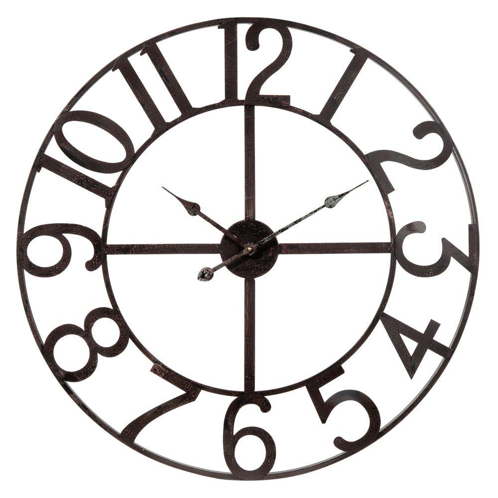 horloge numbers maisons du monde 69 99 next apartment pinterest industrial interior