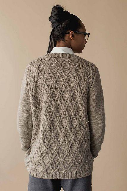Ravelry: Frederick Cardigan pattern by Michele Wang   Cardigans ...