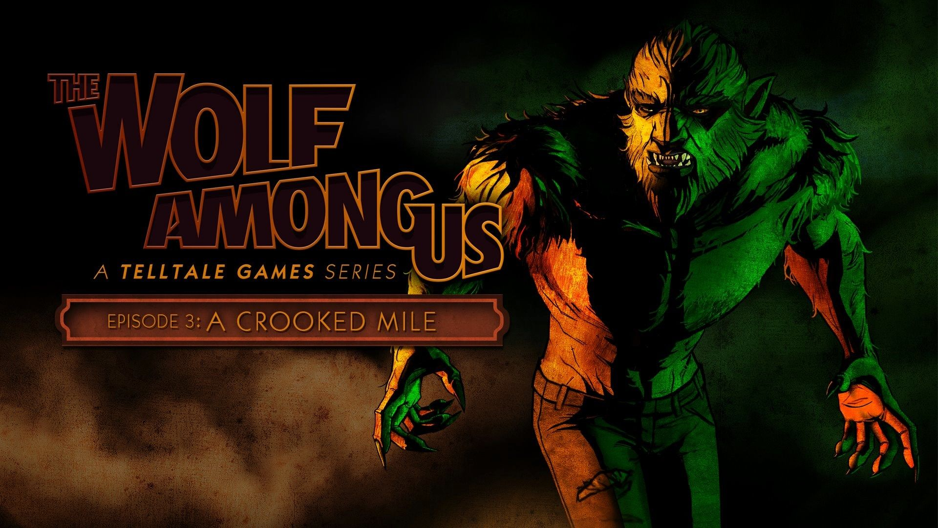 1920x1080 The Wolf Among Us Game Wallpaper