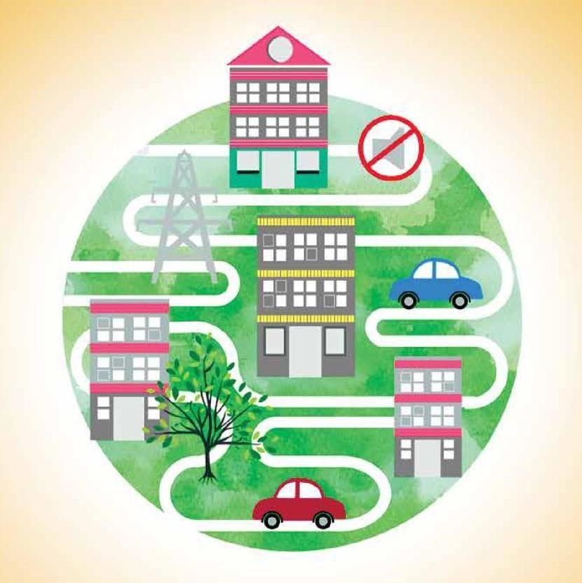 Stadt der Zukunft u2013 Innovation, Vernetzung, Nachhaltigkeit Stadt - buro zukunft trends modernen arbeitsplatz