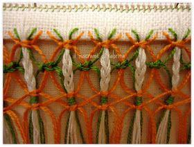 il macramè di sabrina: Un fiocco per Silvana