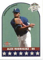 2002 Fleer Tradition Update #U305 Alex Rodriguez AS by Fleer Tradition Update. $0.39. 2002 Fleer Inc. trading card in near mint/mint condition, authenticated by Seller