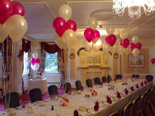 Park house hotel bouquets of 5 balloons with hand made bow weights park house hotel bouquets of 5 balloons with hand made bow weights wedding centrepieceswedding tableswedding decorationscenterpieceswedding junglespirit