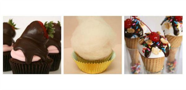 4-week Series on Cupcake Decorating- Week One: Cupcake Basics  www.somewhatsimple.com