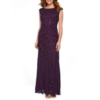 3e706699b40 Buy Onyx Sleeveless Embroidered Lace Evening Gown at JCPenney.com today and  Get Your Penney s