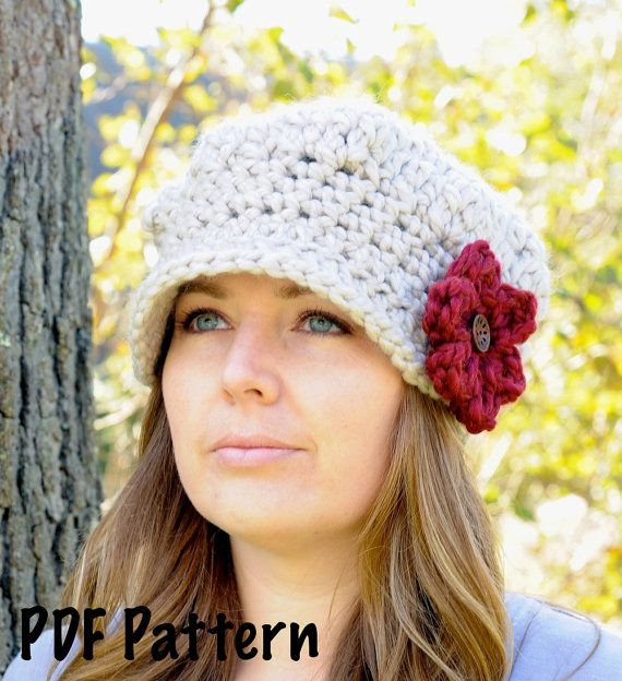 I want this hat!! | My Style | Pinterest | Crochet, Patterns and ...