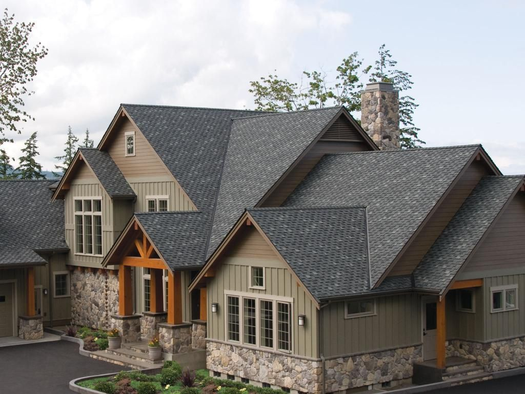 Best 25 Year Shingles In Pewter Wood Roof Shingles Shingle 400 x 300