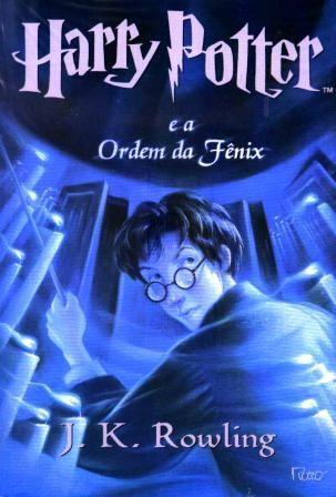 harry potter e a ordem da fenix livro pdf