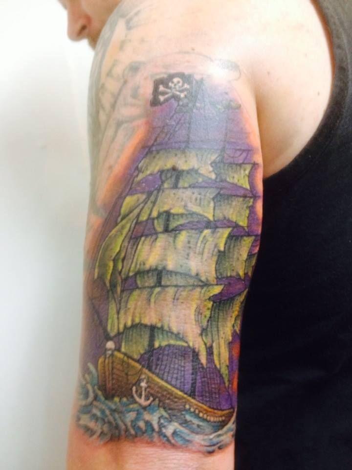 Dave stevens new zealand tattoo artist levin new