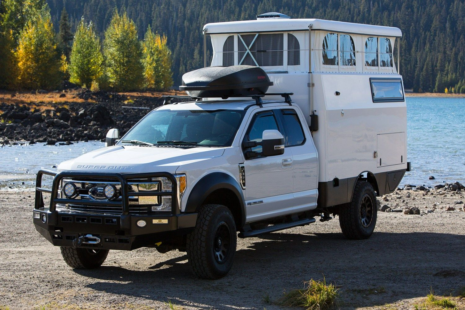 In the Spotlight The New EarthCruiser EXD Expedition