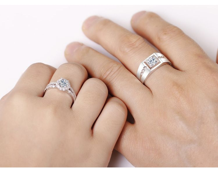 Jrg003578 Couple Ring ច ញ ច នគ ស ន ហ Younger Mart