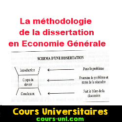 Cours sur la methodologie de la dissertation