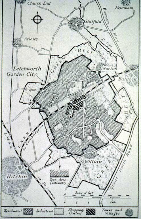Garden Cities By Ebenezer Howard Garden City Movement