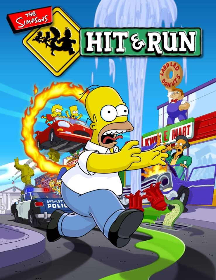 Download The Simpsons Hit And Run Free Pc Game
