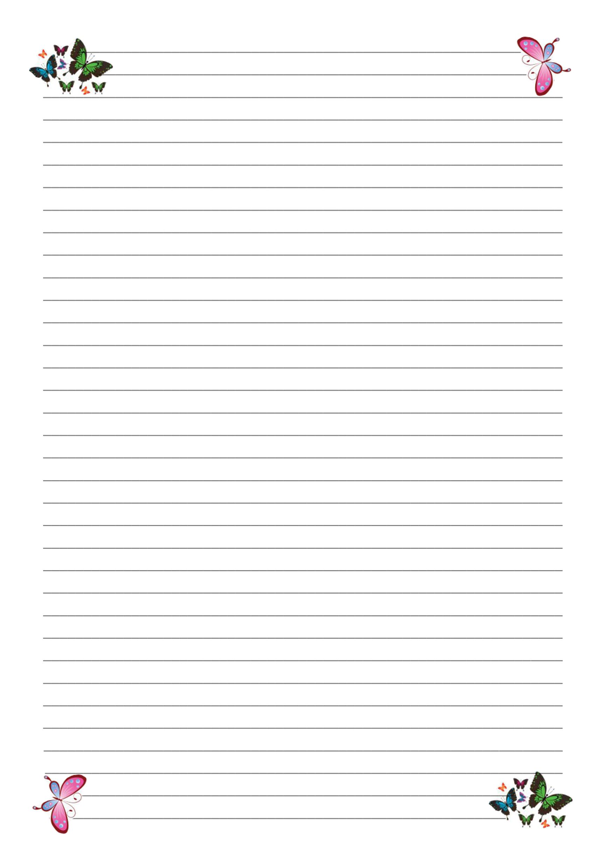 Лист для письма не картинки