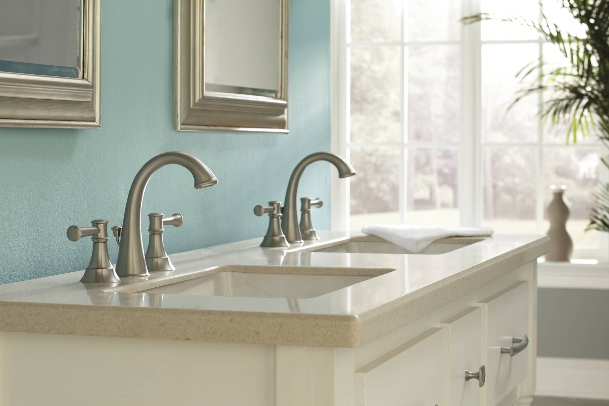Pin By Smiths Floor Store On Amazing Choices Bathrooms Fixtures Accessories High Arc Bathroom Faucet Bathroom Faucets Affordable Bathroom Remodel
