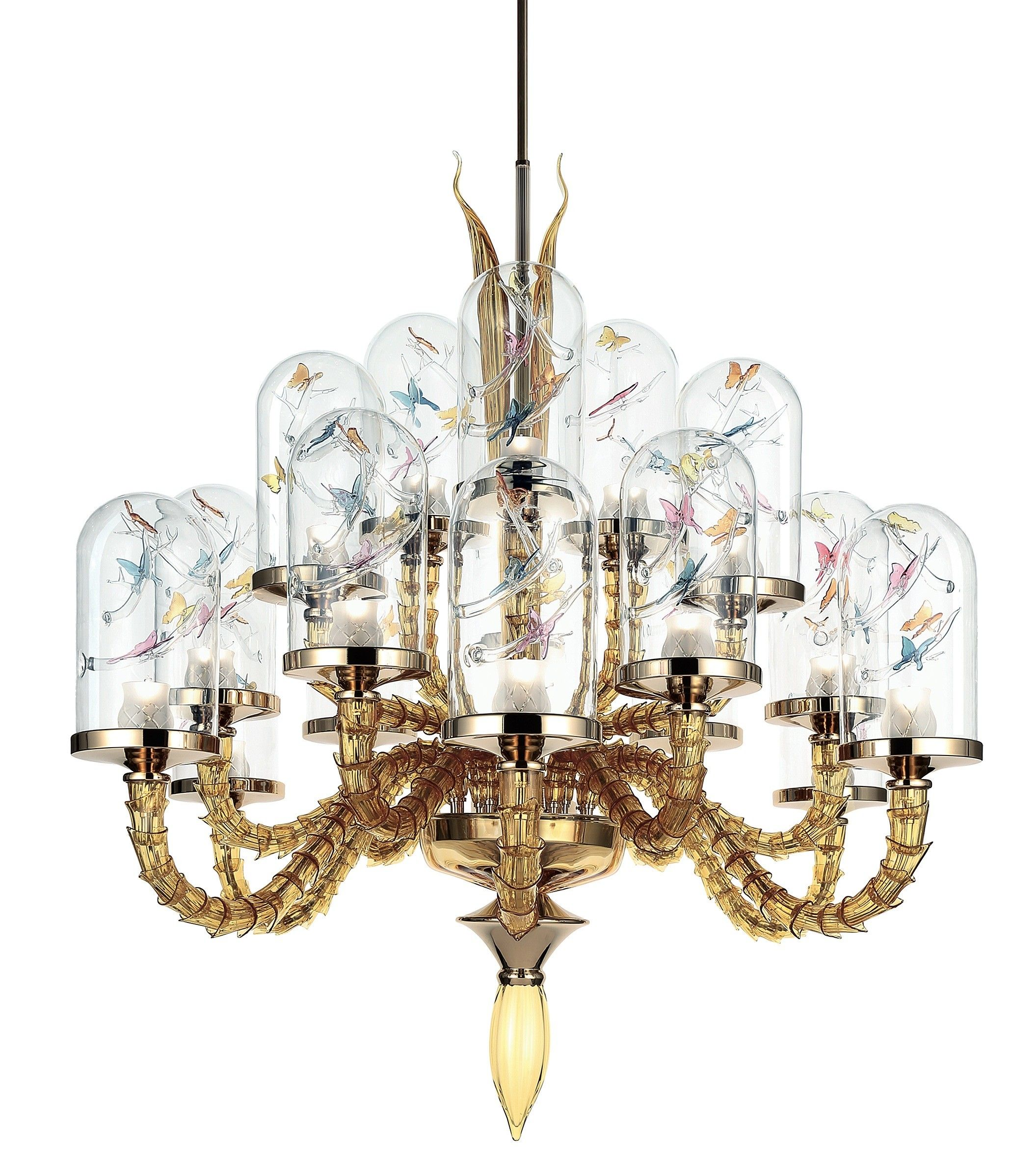 Gut Fabulous Chandeliers From La Murrina