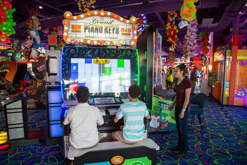Arcade city play the island in pigeon tn