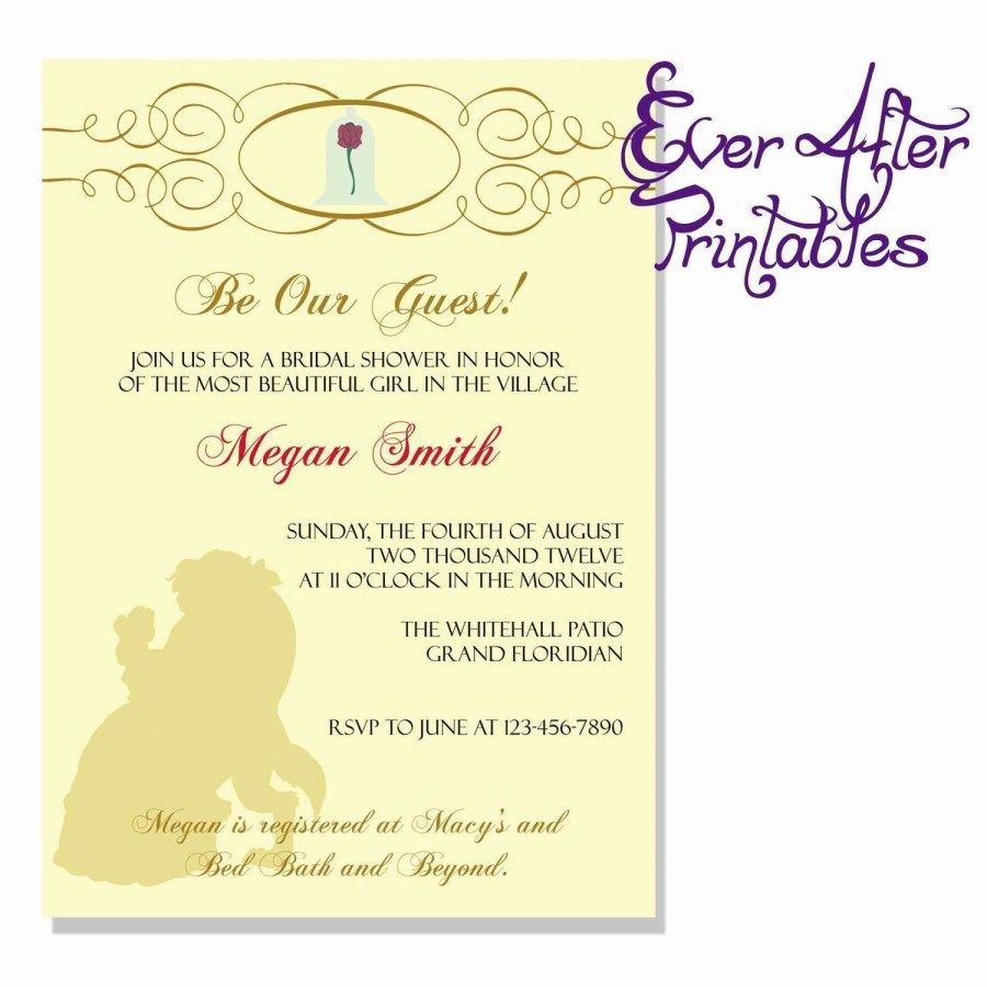 ddf035b10c4 32+ Awesome Picture of Disney Themed Wedding Invitations Disney Themed  Wedding Invitations Disney Themed Bridal